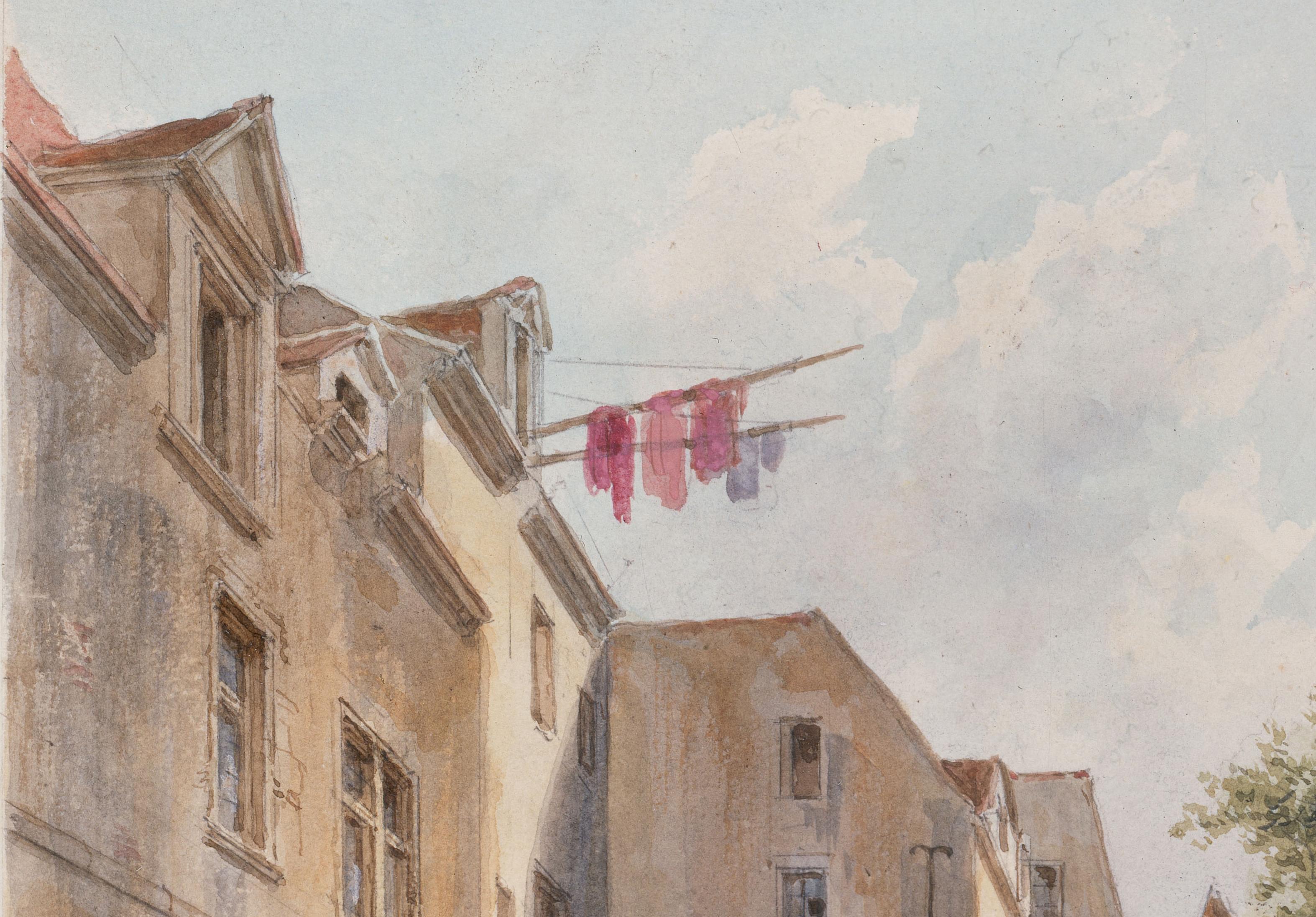 "Deroy. ""Teinturerie des Gobelins"". Paris, musÈe Carnavalet."
